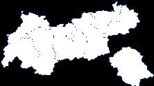 Bundesland Tirol (anklickbare Karte)